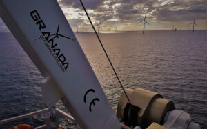 Granada to Deliver 194 Cranes for Dogger Bank A and B
