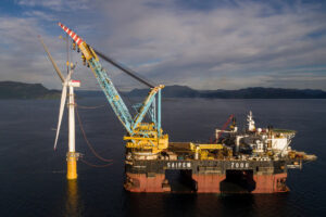 Saipem Launches Marine RE-Powered Solution for Green H2