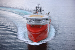 Siem Offshore's Vessel to Support Seagreen OWF Construction