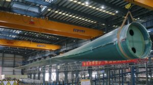 MingYang Rolls Out First 99-Metre Blade for 11 MW Turbine