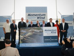 US Wind Gathers Momentum in Maryland