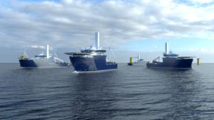 Kongsberg PM Propulsion for Rem Offshore's CSOVs