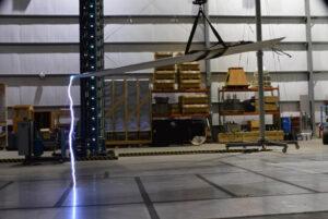 Scientists Develop Lightning Shield for Wind Turbine Blades