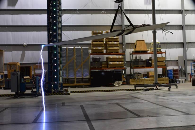 Scientist Develop Lightning Shield for Wind Turbine Blades