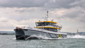 First Hybrid Chartwell 24 CTV Heads to East Anglia 1