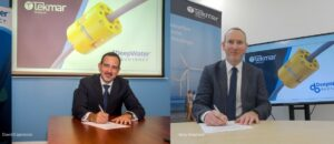 Tekmar and DeepWater Buoyancy Sign Offshore Wind MoU