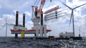 SEA.O.G, Crosby Introduce New Feeder Barge for US OW Market