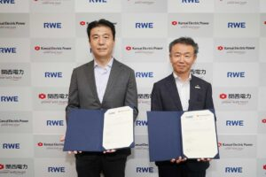 RWE and Kansai EPCO Form Floating Wind Pact in Japan