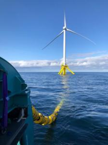 RWE, NTE, and Havfram Eye Floating Wind Farms Off Norway