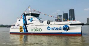 MHO-Co Takes Delivery of Hornsea Two Hybrid CTVs