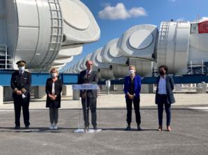 GE Inaugurates Saint-Nazaire Logistics Hub