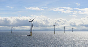 Welsh Offshore Wind Project Powers Ahead