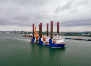 Mediterranean Pioneer Entering Offshore Construction Phase