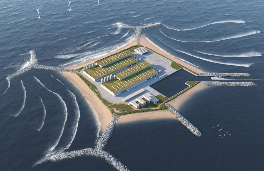 Energy Island Concept