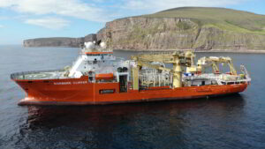 Global Marine Group Trio to Install Arcadis Ost 1 Cables
