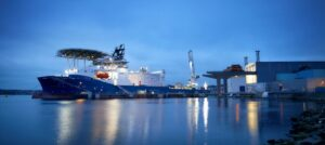 Using AIS monitoring to reduce the risk of subsea cable failures caused by external factors