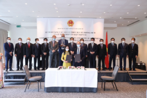 Ørsted and T&T Group Forge Offshore Wind Alliance in Vietnam