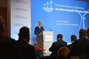 Poland Signs Offshore Wind Sector Deal
