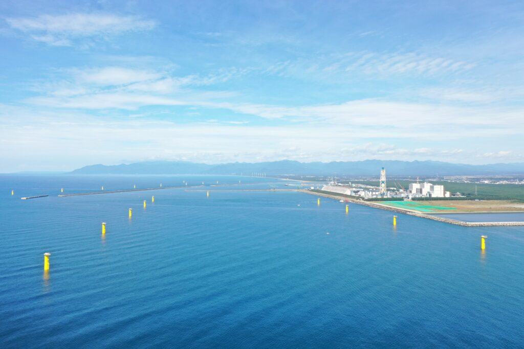 Akita-Noshiro wind farm