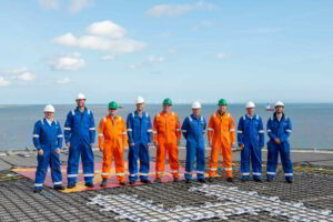 New H2 Project Aims to Link Jack-Up Rig to Offshore Turbines