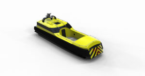Chartwell Marine and Zelim Develop Unmanned Rescue Vessel