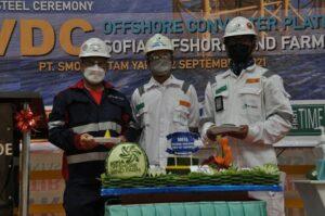 Sembcorp Marine Starts Building Sofia OCP