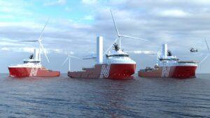 Norwind Orders Offshore Wind Fleet at Vard