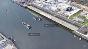 Construction Works Start on Quayside for GE's Blade Facility