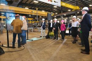 Ørsted Invests in Maryland Steel Fabricator