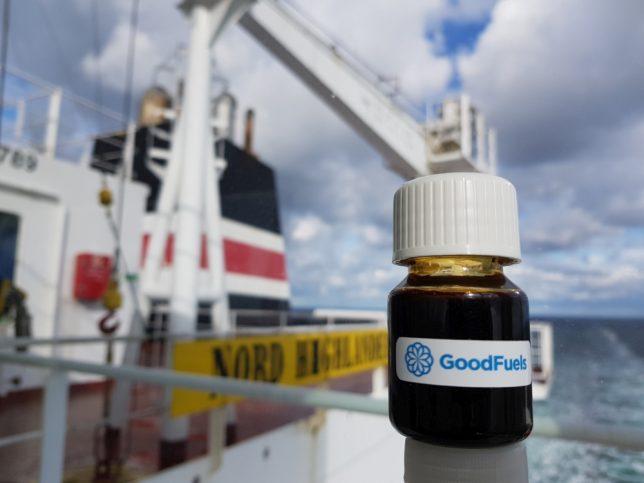 Bio-Fuel Oil van GoodFuels