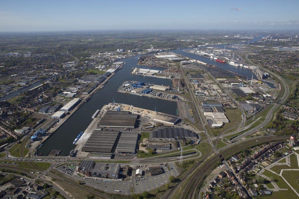 Gent. Foto, North Sea Port.