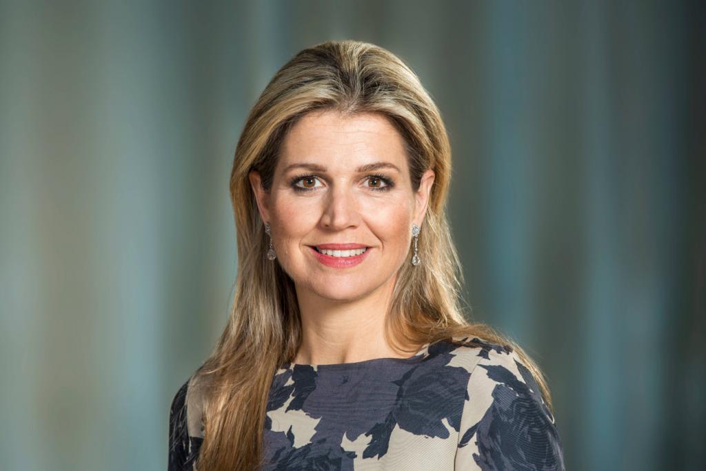 Koningin Maxima. Foto, RVD, Jeroen van der Meyde.