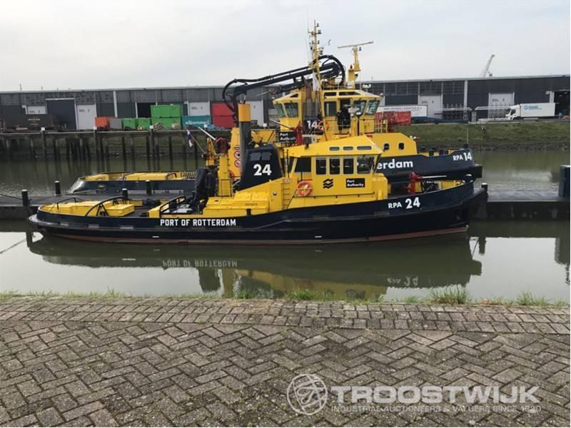 RPA 14 Port of Rotterdam Foto Troostwijk Auctions