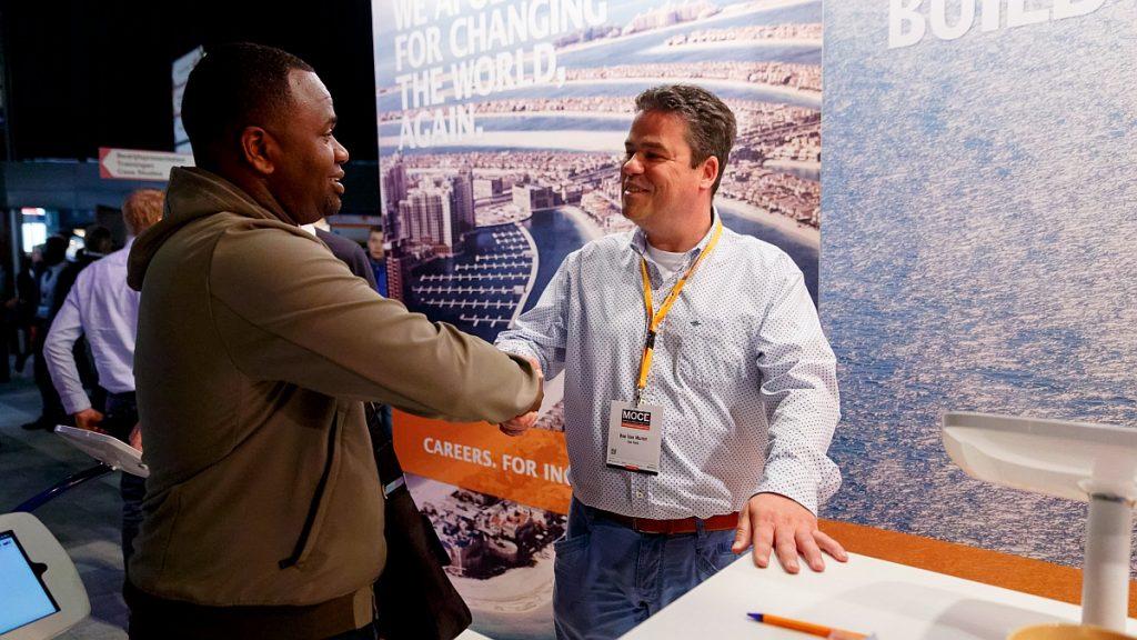Maak gebruik van 'Invite & Meet' en ontmoet toekomstige werkgever tijdens het Navingo Career Event