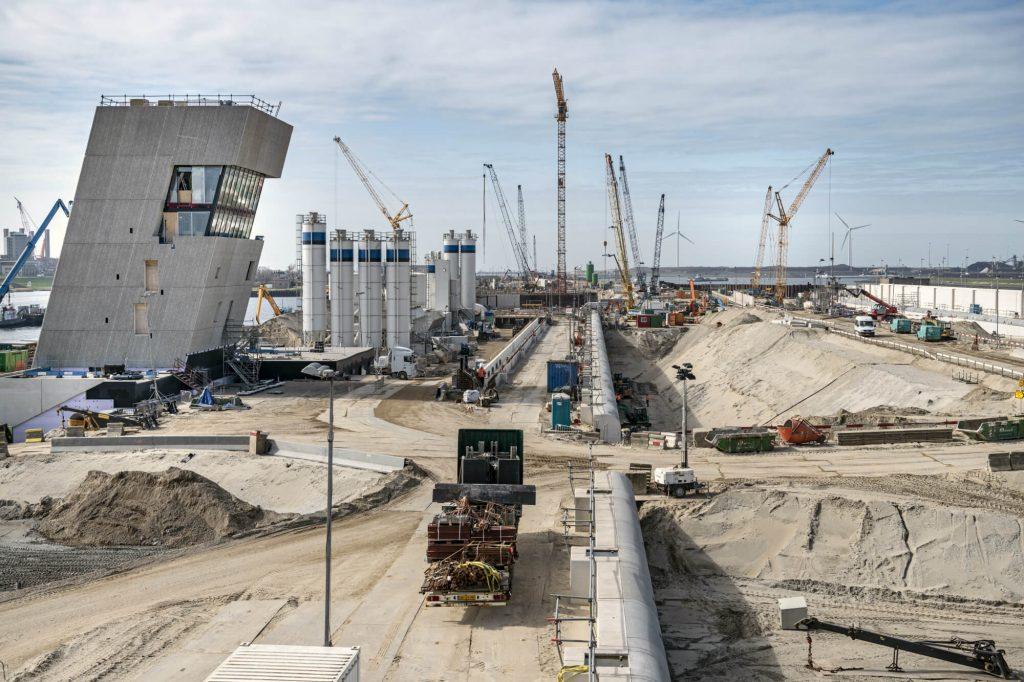 bedieningsgebouw-sluis-operatiecentrum-ijmuiden_fotoreportage april 2019 foto RWS