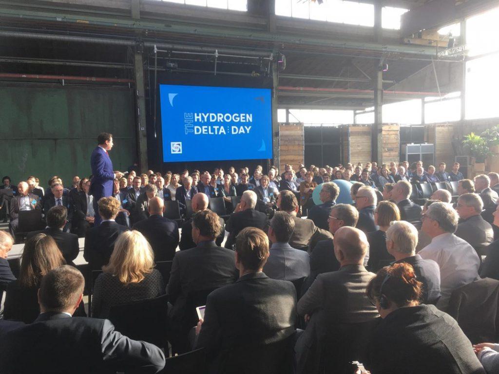 Hydrogen Delta Day Foto North Sea Port 25-11-2019
