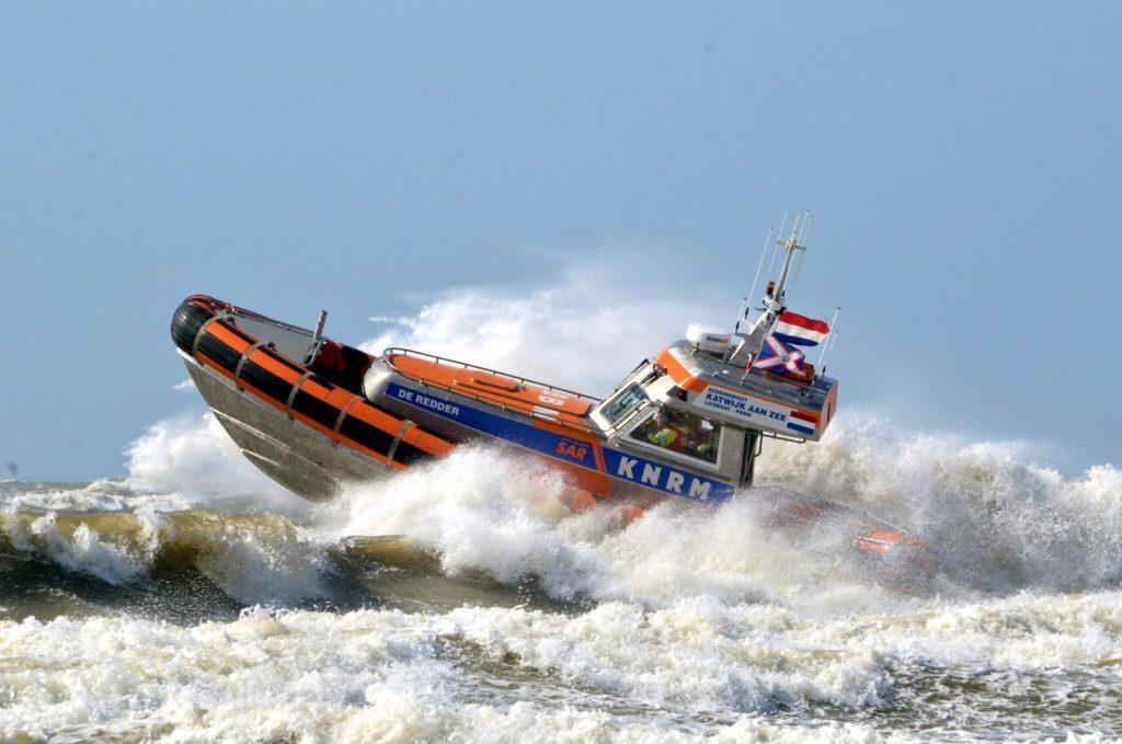 KNRM reddingboot De Redder foto Gert Jan Onderwater