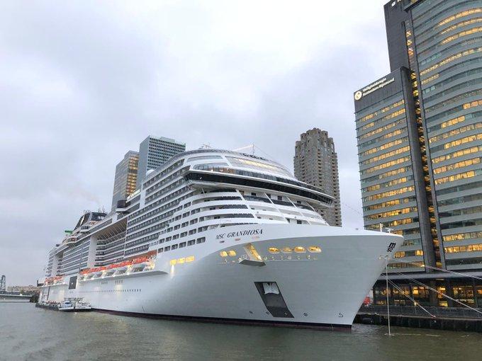 MSC Grandiosa Foto MSC Cruises on Twitter 4-11-2019