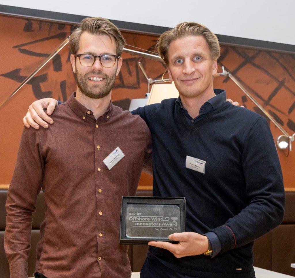 Innovation_Award-11-12-2019-5004 Mark Paalvast Links en Jelte Kymmell MO4 klein (002)