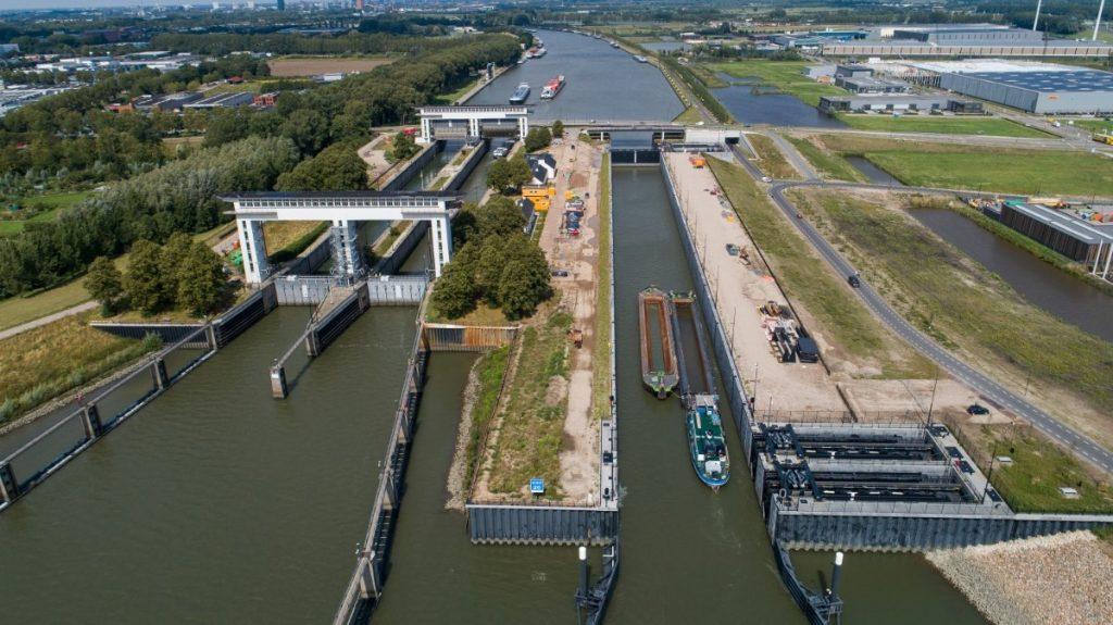 Prinses Beatrixsluis - Rijkswaterstaat - 2182019