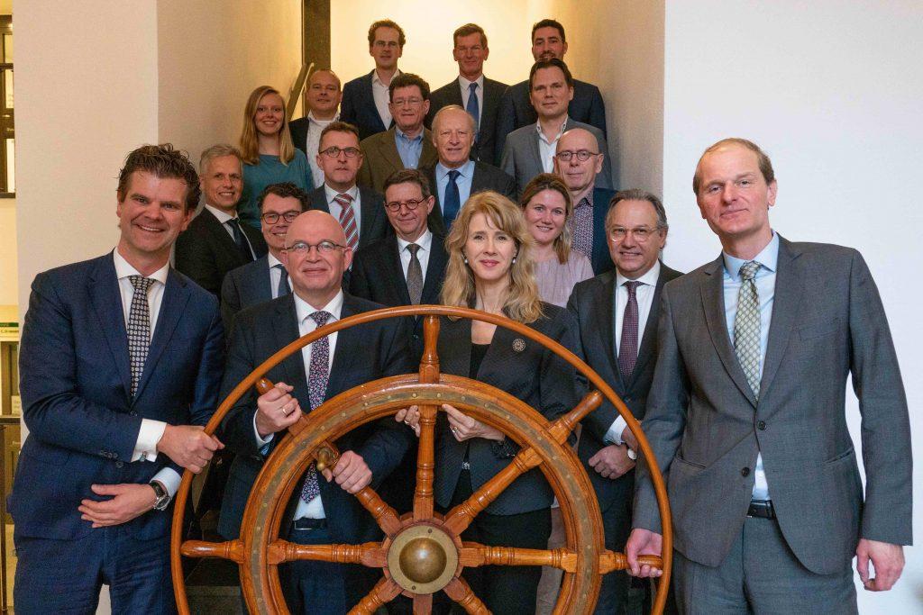 Partners-tijdens-lancering-met-Wouter-Zijlmans-fund-director-Henk-Staghouwer-gedeputeerde-Provincie-Groningen-staatssecretaris-Mona-Keijzer-en-Pieter-van-der-Burg-managing-director-Nesec.jpg