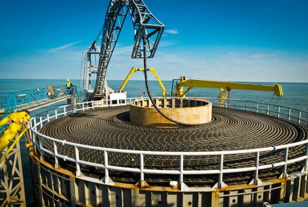 TenneT ontwikkelt samen met leveranciers innovatieve zeekabel voor 2GW netaansluiting