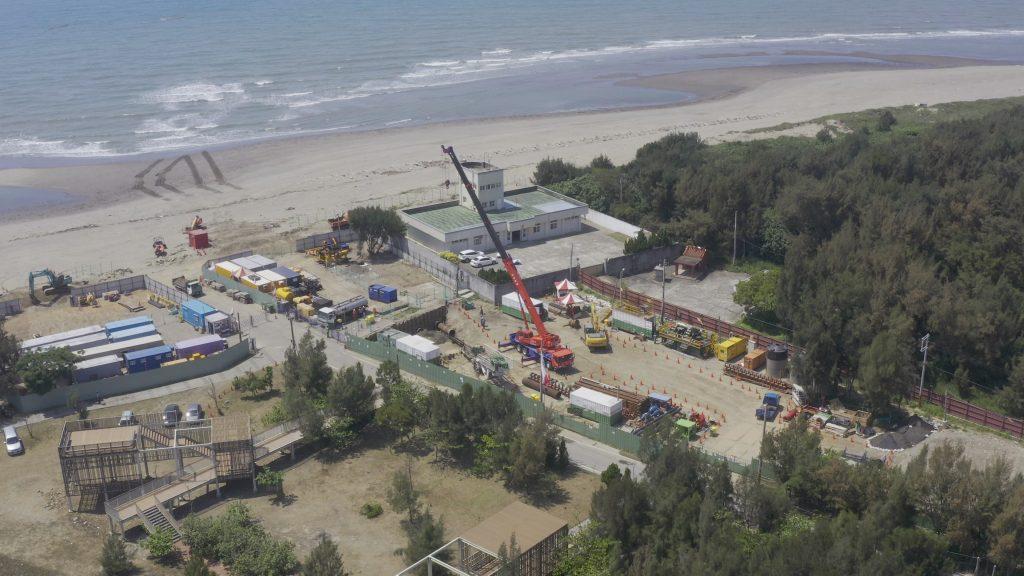 Strand van Miaoli County