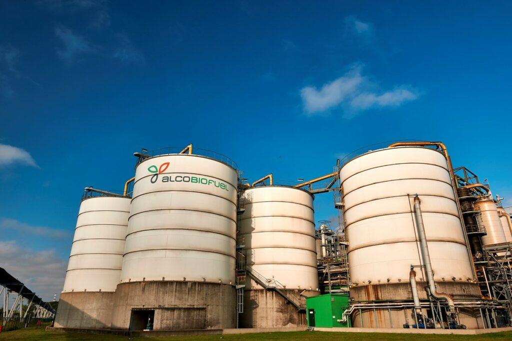 Foto, Alco Bio Fuel.