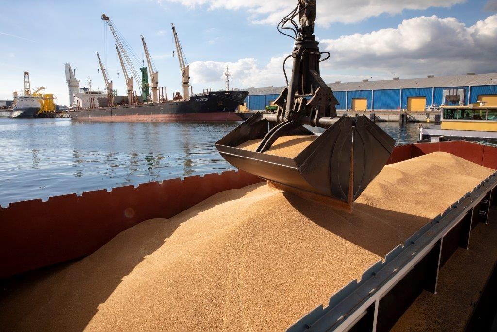 Foto, North Sea Port.