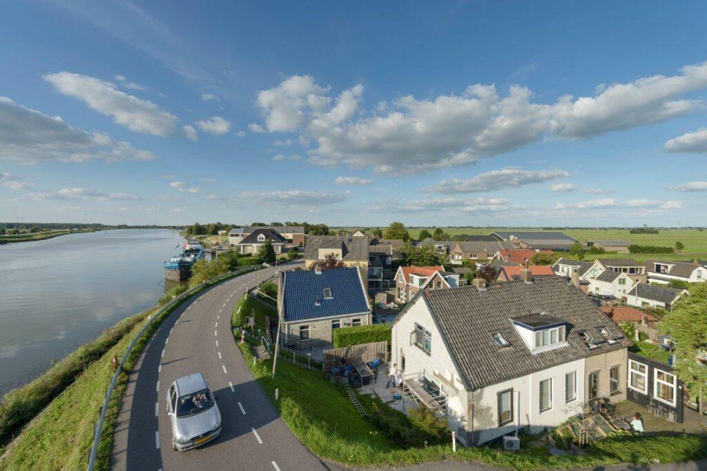 Foto, Hoogwaterbeschermingsprogramma - Tineke Dijkstra