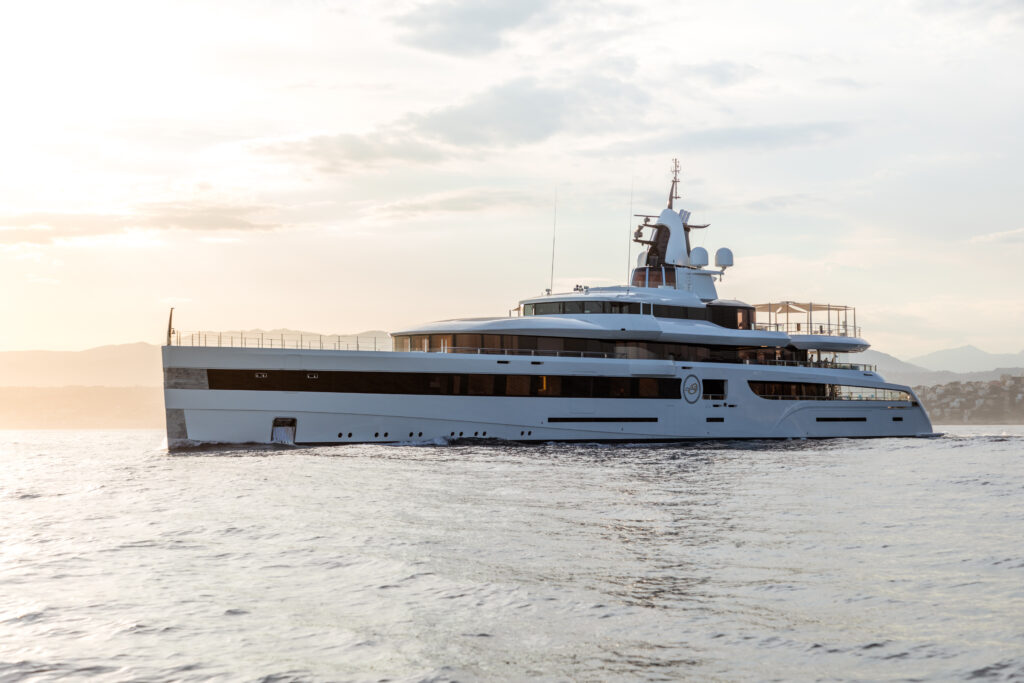 'Lady S' Foto, Feadship