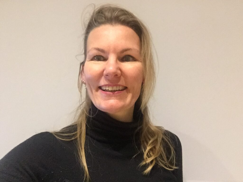 Kelly van der Doelen Senior Recruiter TenneT
