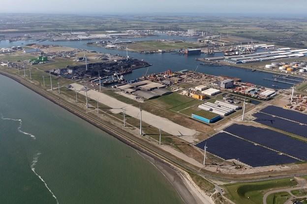 Evolution Terminals ontwikkelt nieuwe terminal. Foto, North Sea Port.