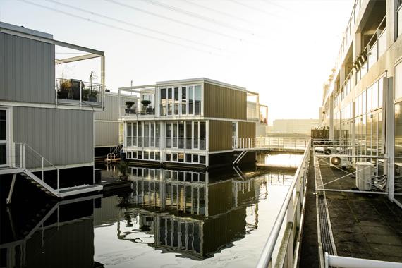 IJburg. Foto, Sweco
